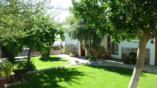 Karoo Khaya: Garten