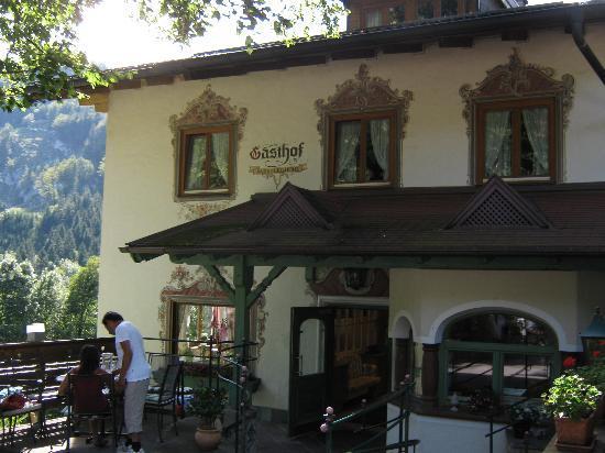 Hotel Pass Lueg: ingresso hotel