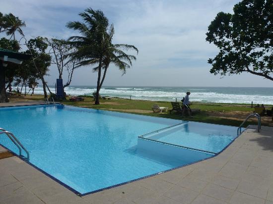Club Koggala Village: zwembad