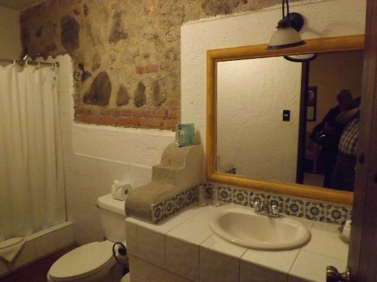 Villa Colonial: Salle de bain