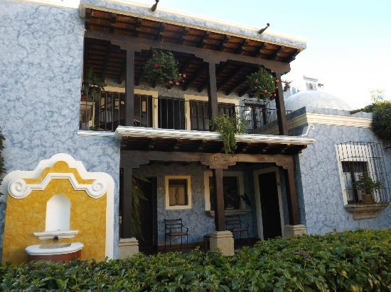 Villa Colonial: Décors de cinéma
