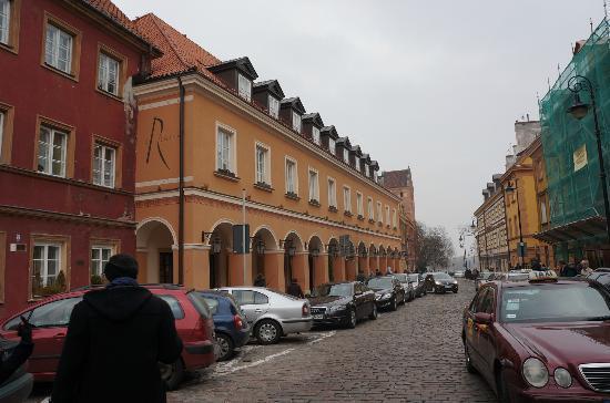 Mamaison Hotel Le Regina Warsaw: vue principale