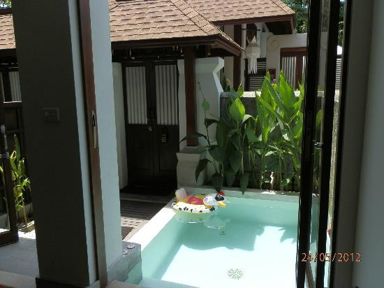 Pavilion Samui Villas & Resort: Our room with the pool!