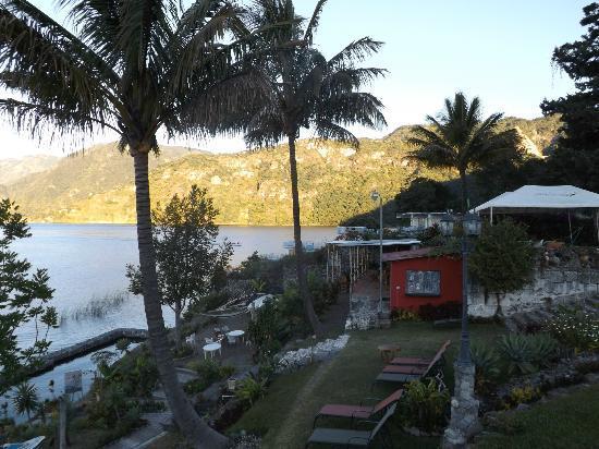 Jardines del Lago: le jardin au bord du lac