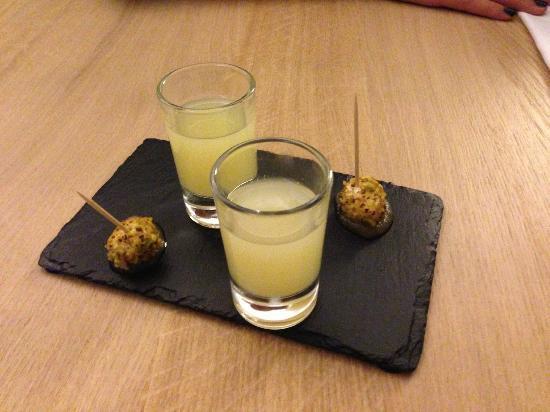 St'ill Restaurant & Weinkeller: Aperitivo