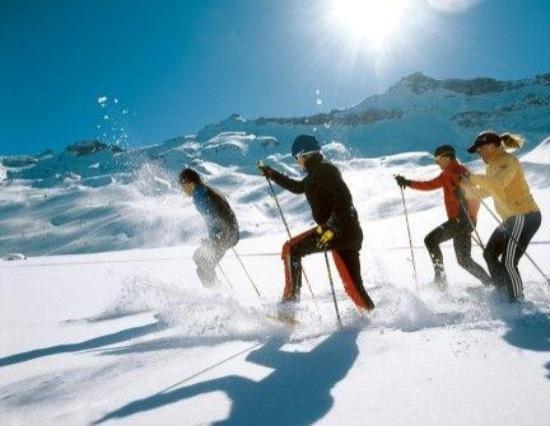 Waldhaus-Huldi: Winteraktivitäten