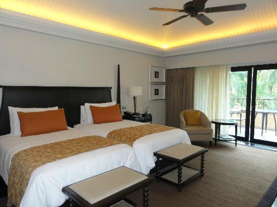 The Leela Goa: ツインの部屋