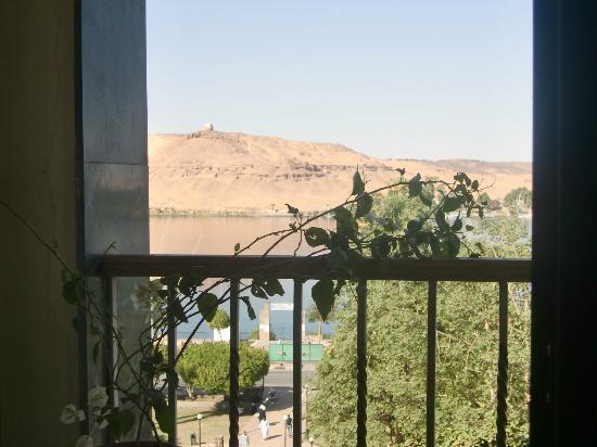Marhaba Palace Hotel : Uitzicht vanuit de kamer