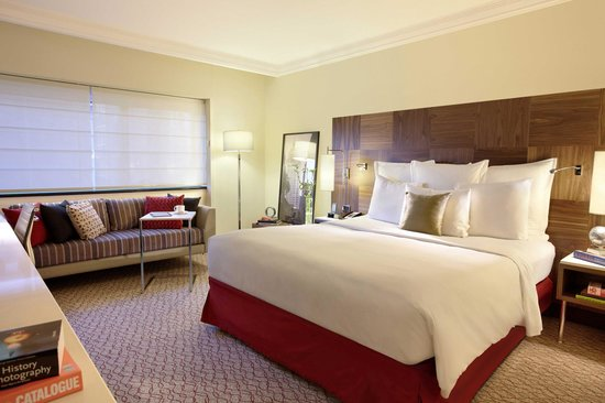 Renaissance Sao Paulo Hotel: New Deluxe King Bed