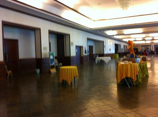 One Hotel Santubong: The lobby outside the ballrooms