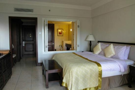 Pan Pacific Nirwana Bali Resort: our rooom
