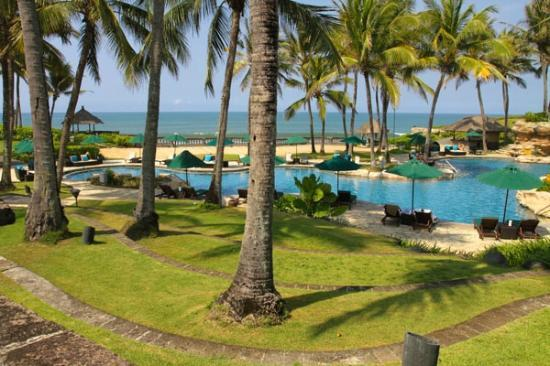 Pan Pacific Nirwana Bali Resort: swimming pool