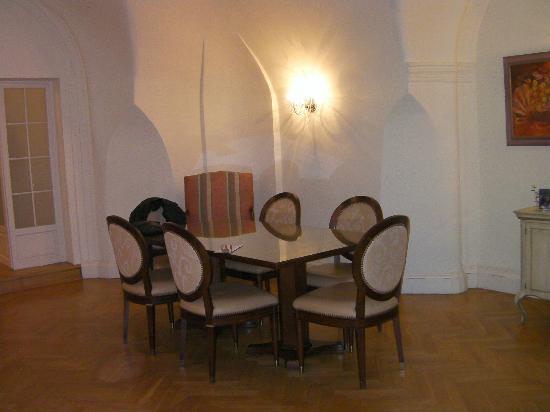 Pachtuv Palace: angolo pranzo
