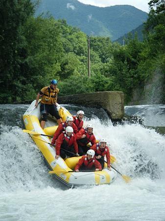 Centro Rafting di Campobase