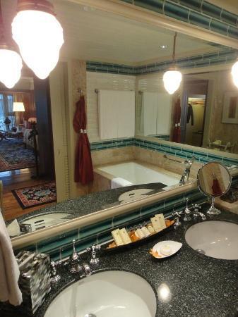 Mandarin Oriental, Bangkok : バスルーム