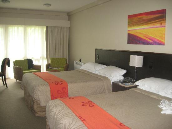 Scenic Hotel Bay of Islands: Lovely Large clean rooms