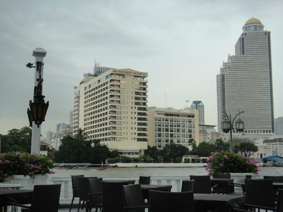 Mandarin Oriental, Bangkok : 外観