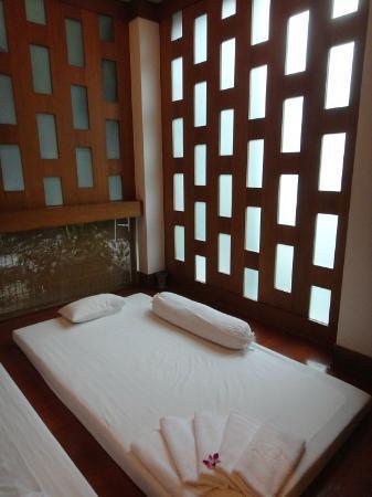 Mandarin Oriental, Bangkok : スパ個室