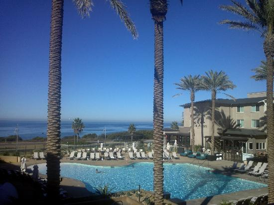 Cape Rey Carlsbad, a Hilton Resort: View from Room