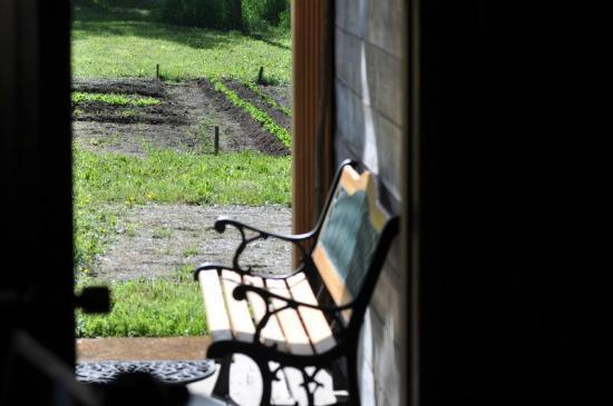 Casalavanda: El porche