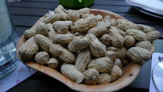 Peanuts at East End Brewery