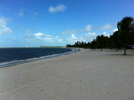 Cabo de Santo Agostinho, PE: Praia de Suape