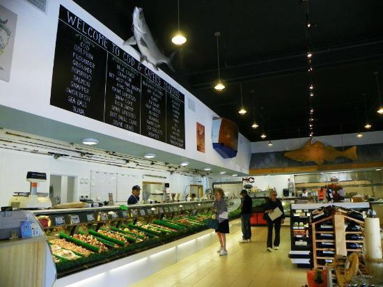 West Palm Beach Restaurant Serves Sea Food