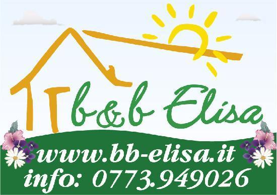 Bed & Breakfast Elisa: logo elisa
