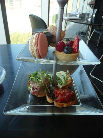 Kitchen and Bar : les gourmandises qui accompagnent le thé