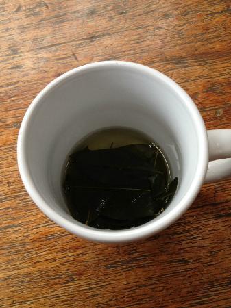 El Balcon: Coca tea