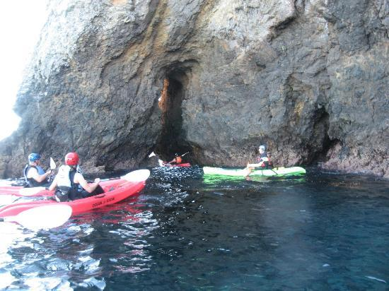 Paddle Sports Center: Caves