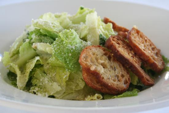 Cuvee Catering & Events: Ceasar Salad at Cuvee Seafood & Grille