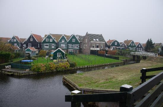 Scooter Experience - Day Tours: Town at Marken