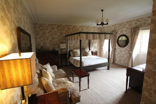 Fintry, UK: our room - the Baron's suite