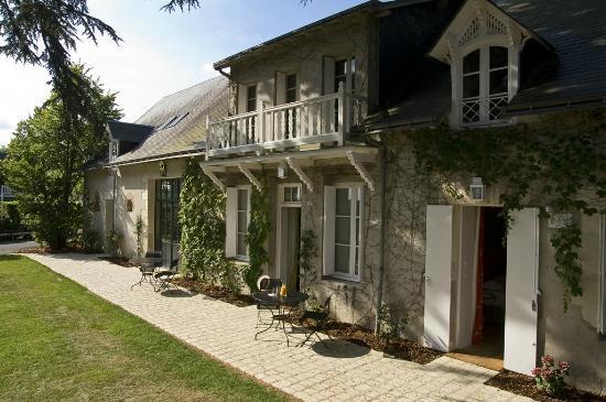 Domaine de la Tortiniere: Pavillon