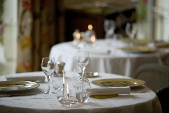 Domaine de la Tortiniere: Restaurant
