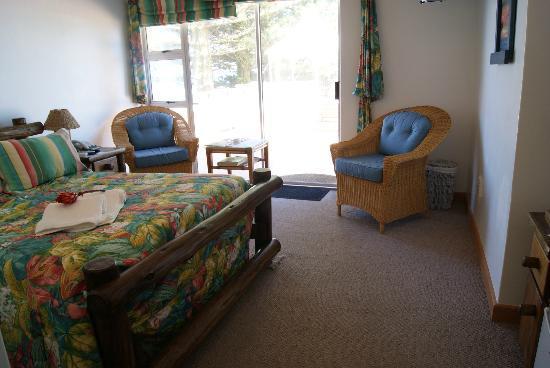 Sea Otters Lodge: Tropical En Suite