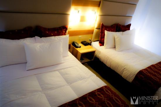 Minister Business Hotel: Executive Room
