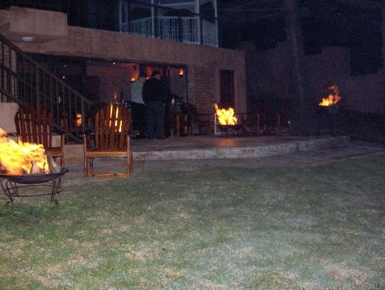 Sea Otters Lodge: Braai / BBQ Facilities