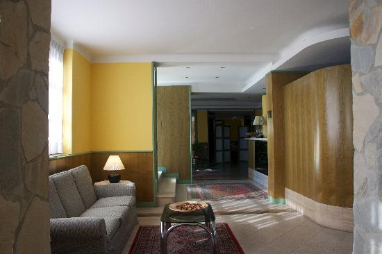 Hotel La Goletta: sala