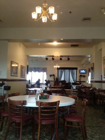 Grand Plaza Hotel Branson: dinning room