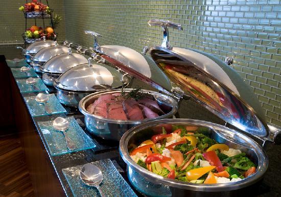 Spynn Restaurant: Buffet