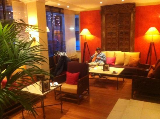 Hotel Kipling - Manotel Geneva: lobby