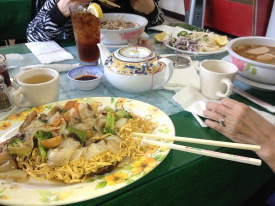 Vanloi Vietnamese Restaurant Greensboro Restaurant