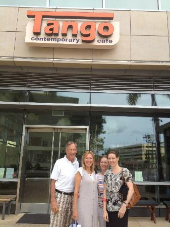 Tango Contemporary Cafe: Tango - for breakfast