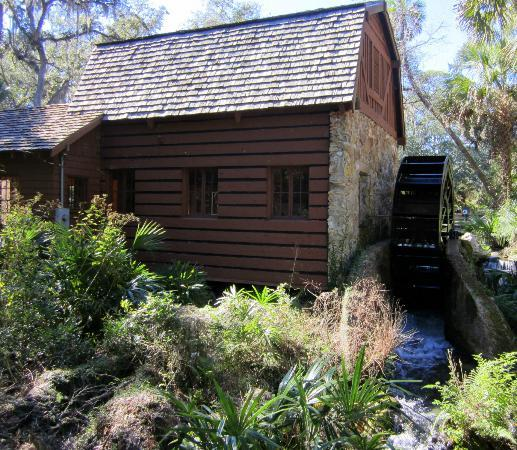 Juniper Springs Recreation Area: History Building