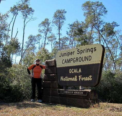 Juniper Springs Recreation Area: Entrance