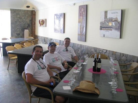 Quinta dos Vales: wine testing tour