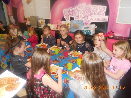 Bonkerz Fun Centre: Moshi Monster Parties