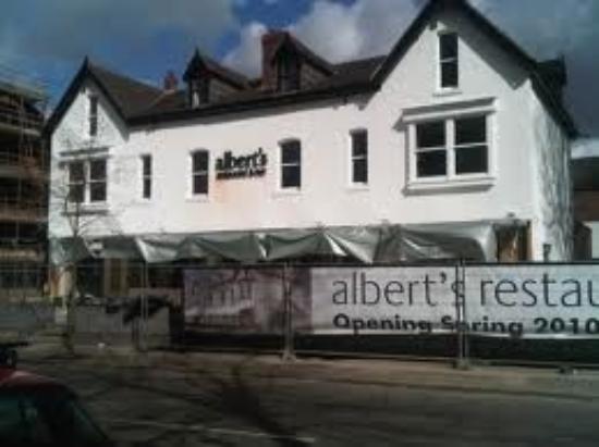 Alberts Restaurant And Bar Didsbury